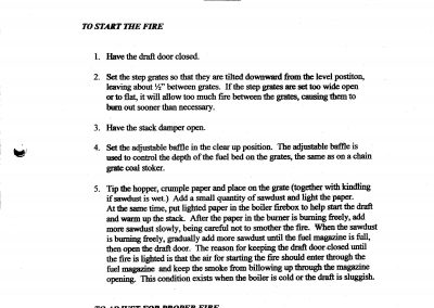 Conifer Sawdust Burner Book 013